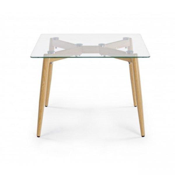 Tavolino Oakland Frassino 60x60