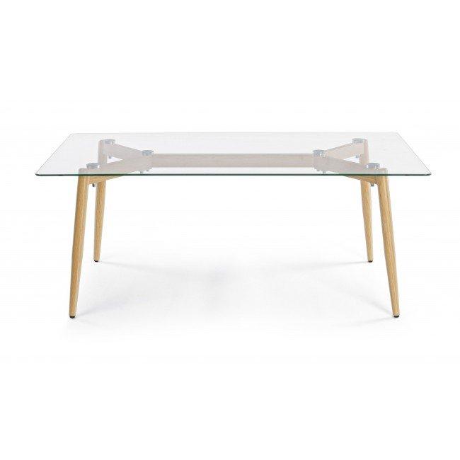 Tavolino Oakland Frassino 110x60