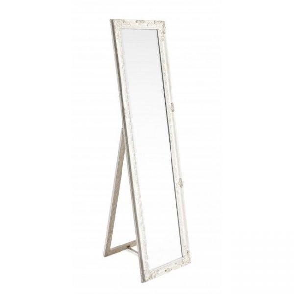 Specchio St Miro C-C Bianco 40x160
