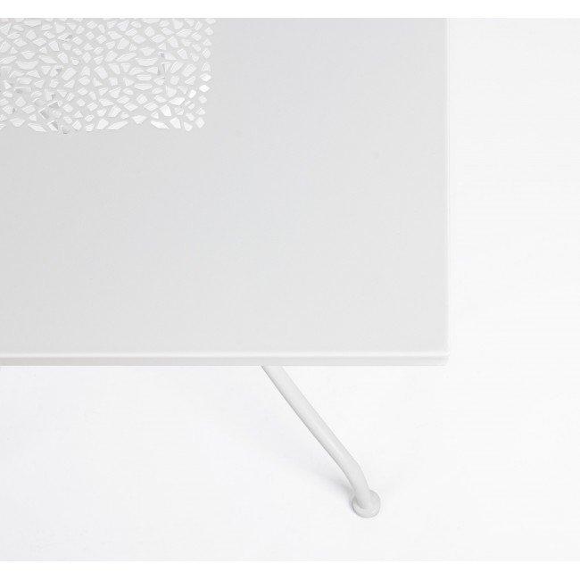 Tavolo Wendy Bianco 70x70