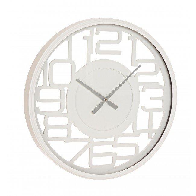 Orologio Parete Ticking Q90 Bianco D60
