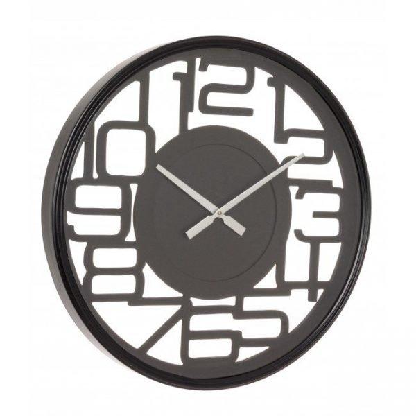 Orologio Parete Ticking Q90 Nero D60