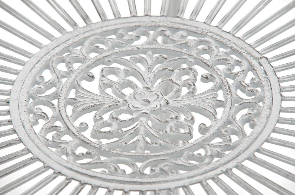 Tavolo Sheela Bianco Antico