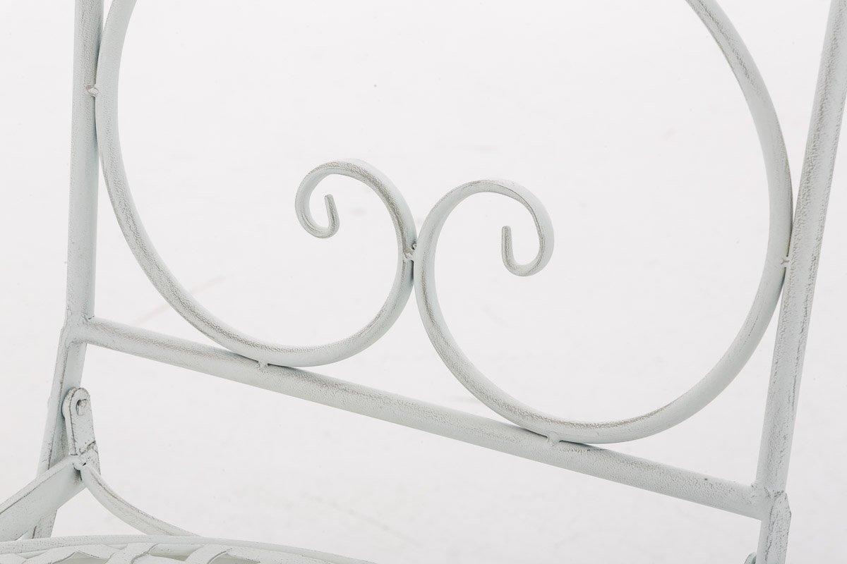 Sedia Vahan Bianco Antico