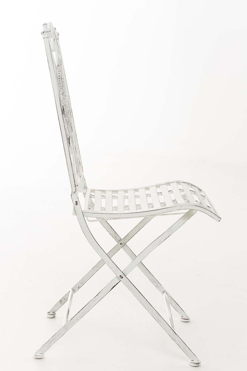 Sedia Sibell Bianco Antico