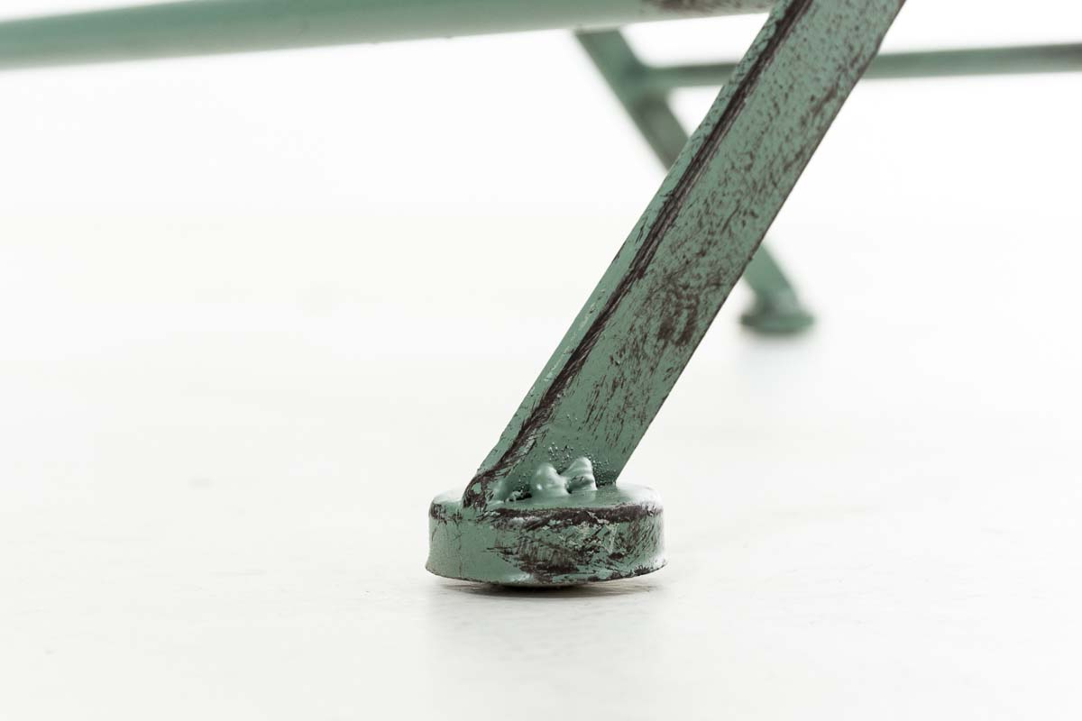 Sedia Sibell Verde Antico